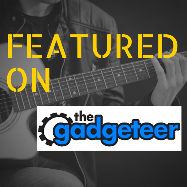 【 Featured on The Gadgeteer ! 】