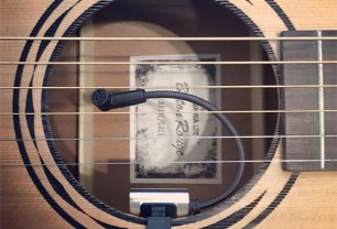 iSolo New sound hole stand!