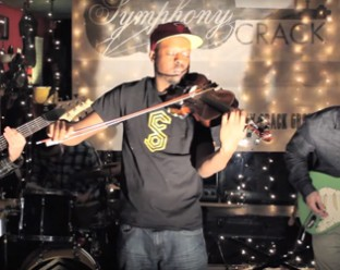 The Mad Violinist & SCO